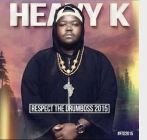 Respect The Drumboss BY Heavy K