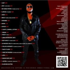 JahBless - 69 Missed Calls Ft. Olamide, Reminisce, Lil kesh, CDQ & Chinko Ekun