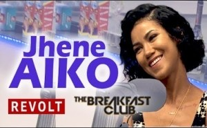 Jhene Aiko Interview at The Breakfast Club Power 105.1
