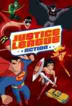 Justice League Action Season 1 Episode 48