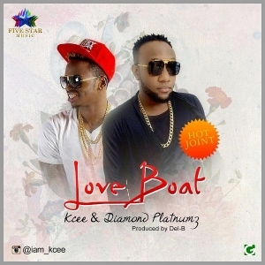 Kcee - Love Boat Ft. Diamond Platinumz (Snippet)