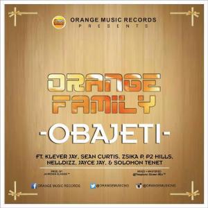 Klever Jay - Obaje Ti ft. Orange Family