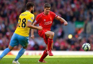 Liverpool 1 - 3 Crystal Palace (Premier League) Highlight