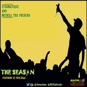 MCskill ThaPreacha - The Season EP
