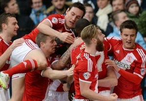 Manchester City 0-2 Middlesbrough (FA Cup) Highlight