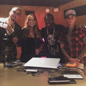 Mariah Carey - Why You Mad (Infinity Remix) Ft. Justin Bieber , French Montana & T.I.