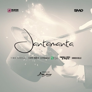 Mavins - JantaManta Ft. Don Jazzy, Tiwa Savage, Dr SID, D'Prince, Reekado Banks, Korede Bello & Di'Ja