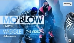 Mo'Blow ft. May D – Wiggle