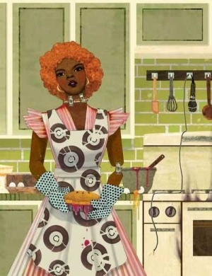 Must Read: She belongs to the kitchen [completed]