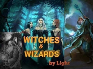 Must Read: Witches and Wizards