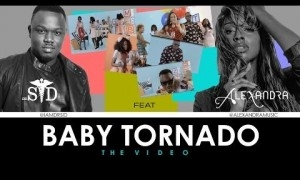 DOWNLOAD VIDEO: Dr Sid – Baby Torando ft. Alexandra Burke