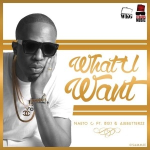 Naeto C - What U Want ft. BOJ & Ajebutter22