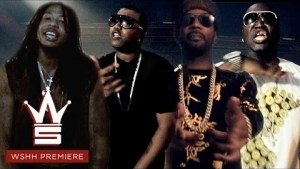 """New Video: King Ray Ft. Ca$h Out, Juicy J & Project Pat """"cancel Her"""""""