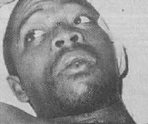 Notorious Armed Robber Lawrence Anini