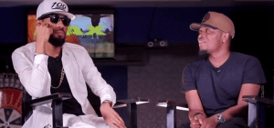 Olamide & Phyno talk '2 Kings' Album And More On 'My Music & I'