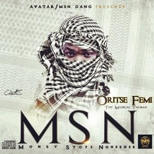 Oritse Femi - Debe Confirm (MSN & HKN) Ft. Davido, OluwaSeun & B-Red