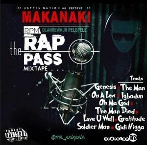 Rap Pass BY PelePele
