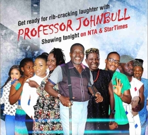 TV Series: Professor Johnbull Season 4, Episode 2 (Campus Marriage)