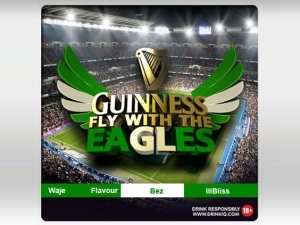 AUDIO+VIDEO: Flavour, Illbliss, Waje & Bez – Fly With The Eagles (Guinness W/Cup Theme Song) | DOWNLOAD