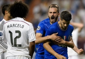 Real Madrid 1-1 Juventus (agg2-3) (UEFA Champions League) Highlight