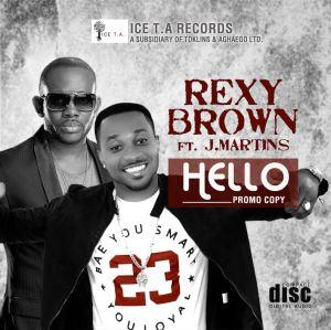 Rexy Brown - Hello Ft. J. Martins
