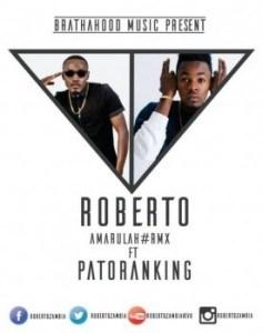 Roberto - Amarulah (Remix) ft. Patoranking
