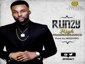 Runzy - High Maintenance