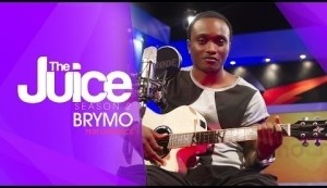 VIDEO: BrymO Spot On Performance on The Juice