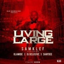 Samklef - Living Large ft. Olamide, DJ Xclusive & Shaydee