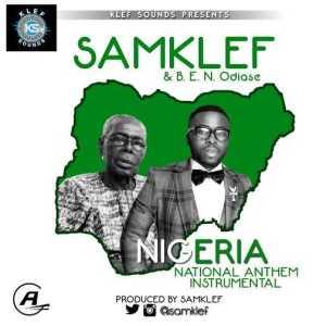 Samklef - National Anthem ft. Ben Odiase