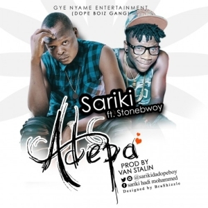 Sariki - Adepa ft. Stonebwoy