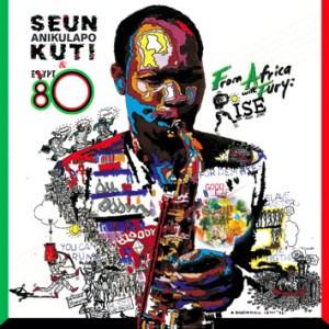 Seun Kuti & Egyt 80 - Giant Of Africa