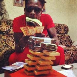 Shatta Wale - Too Much Money
