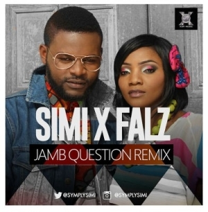 Simi - Jamb Question ( Remix) ft. Falz