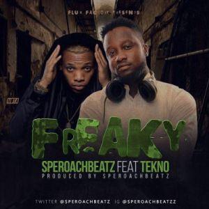 SperoachBeatz - Freaky ft. Tekno