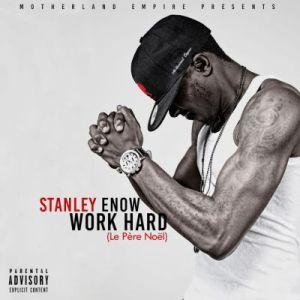 Stanley Enow - Work Hard (Le Père Noël)