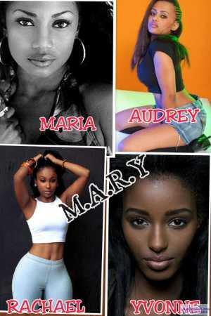 Story: M.A.R.Y (Maria. Audrey. Rachael. Yvonne) - Season 1 - Episode 3
