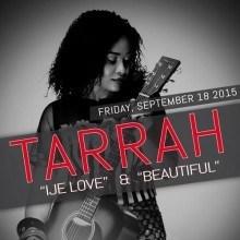 Tarrah - Beautiful (Prod. by Clef Nite)