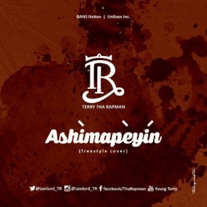 Terry Tha Rapman - Ashimapeyin (Freestyle)