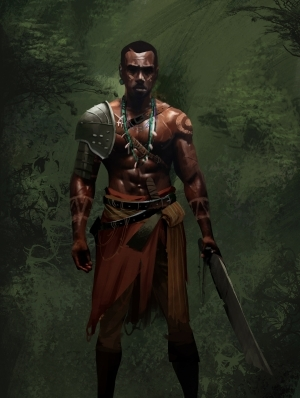 The Boy Warrior [completed]
