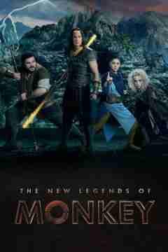 The New Legends Of Monkey SEASON 1