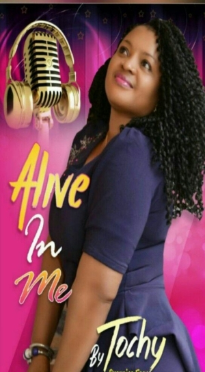 Tochy - Alive In Me (Prod. By Dee More)