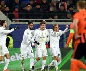UCL VIDEO: Shakhtar Donetsk vs Real Madrid 3-4 2015 All Goals Highlight