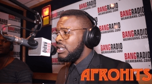 VIDEO: Afrohits Interview With Falz On Bang Radio