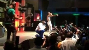 VIDEO: Ice Prince And Mario Shut Down Corporate Elite Concert