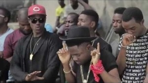 VIDEO: K9 Ft. Sound Sultan – Care About Us (B.T.S)
