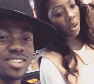 VIDEO: Korede Bello Takes Tiwa Savage On A Date, See What They Did Together