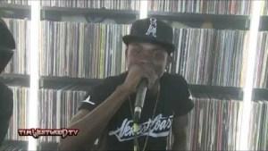 VIDEO: Lil Kesh Crib Session freestyle on Tim Westwood TV