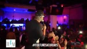 VIDEO: Mc Galaxy Sekem Us Tour, Dallas Show