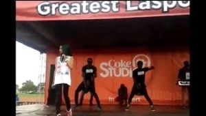 Video: COKE STUDIO: Mavin Records' Di'Ja Thrills At LASPOTECH